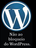Não ao bloqueio do Wordpress!